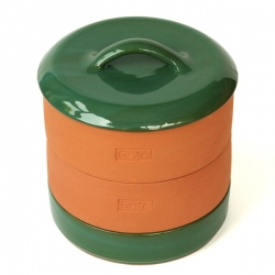 GAIA Sprouter - 14cm dia - Marbled Green