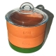 GAIA Sprouter® 17cm dia - Green with glass lid